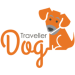 logo for travel with dog